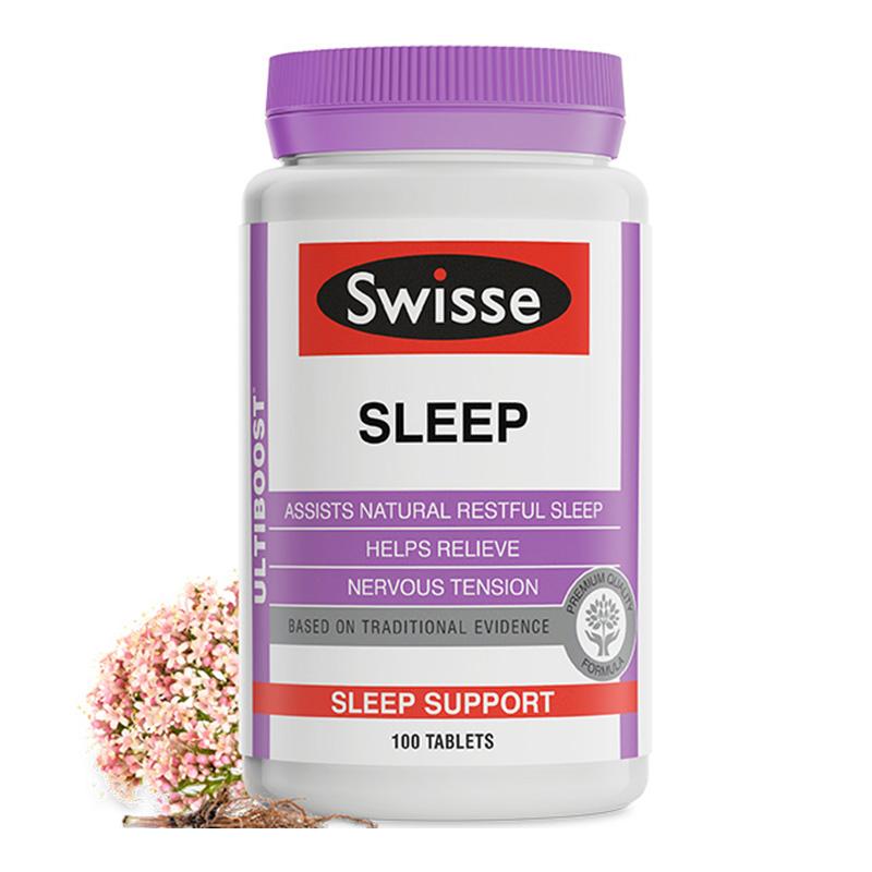 Swisse睡眠片 100片/瓶