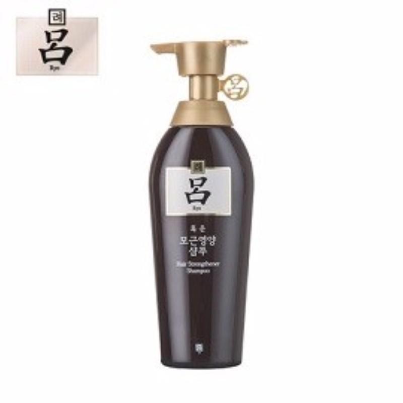 RYOE/吕 棕吕强健滋养发根洗发水 400ML 两件装