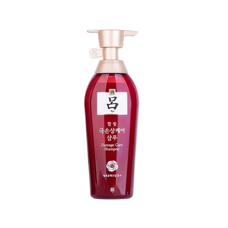 【新老版本随机】RYOE/吕 红吕含光耀护损伤修护洗发水  400ML